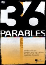 36 Parables: Amber: The Parables of the Rich Man and Lazarus, the Leafing Fig Tree, and the Good Shepherd